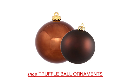 Truffle Ball Ornaments
