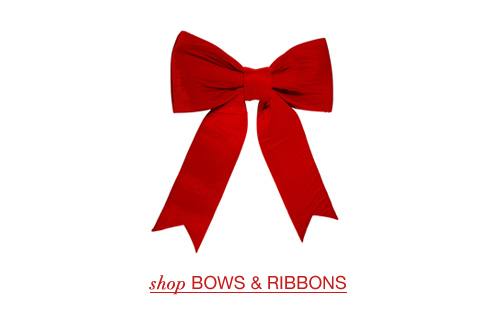 Christmas Bows and Ribbons