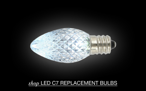 LED C7 Replacement Bulbs