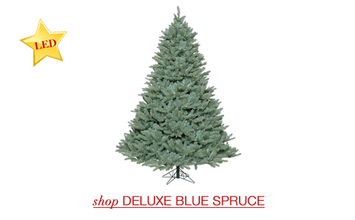 Deluxe Blue Spruce