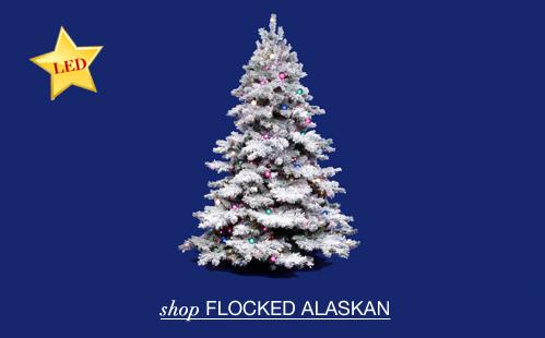 Flocked Alaskan