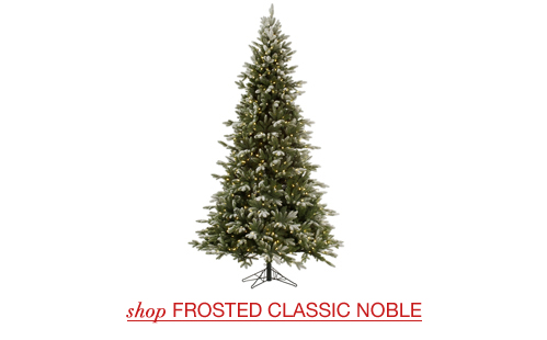 Frosted Classic Noble