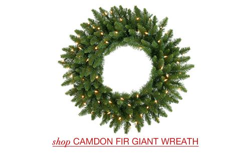 Camdon Fir Giant Wreaths