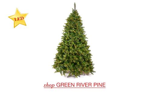 Green River Pine