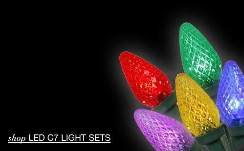 LED C7 Light Strings