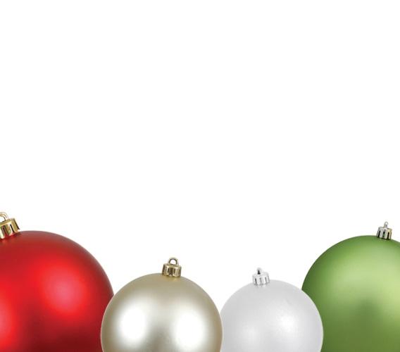 Santa S Quarters Christmas Decorations Trees Amp Lights