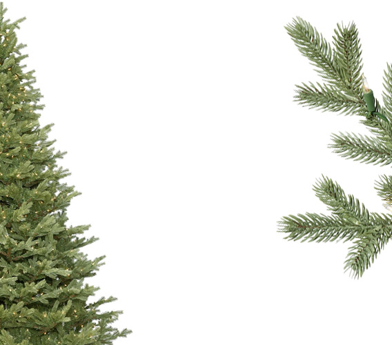 Premium Artificial Christmas Trees