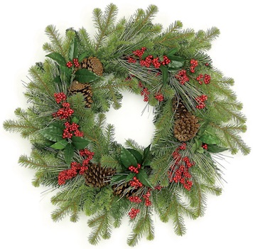 Christmas Origins.The Origins Of Christmas Wreaths