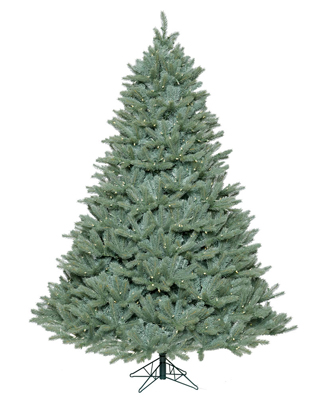 Deluxe Blue Spruce - Deluxe Blue Spruce Artificial Christmas Trees