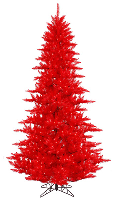 Red Shimmering Spruce