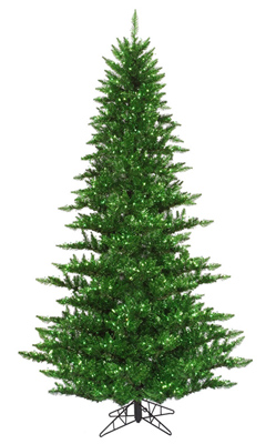 Vintage Green Artificial Christmas Trees - Vintage Artificial Christmas Trees