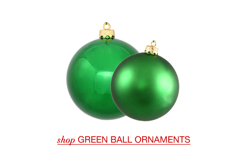 Christmas ball ornaments outdoor commercial for Outdoor christmas balls