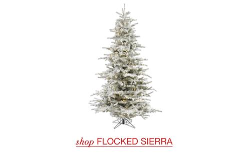 Flocked Sierra