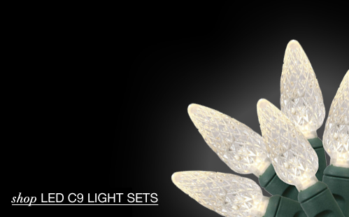LED C9 Light Strings