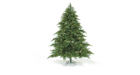 Amazingly Realistic Artificial Christmas Trees
