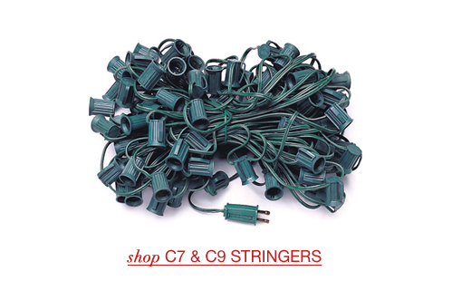 C7 and C9 Stringers