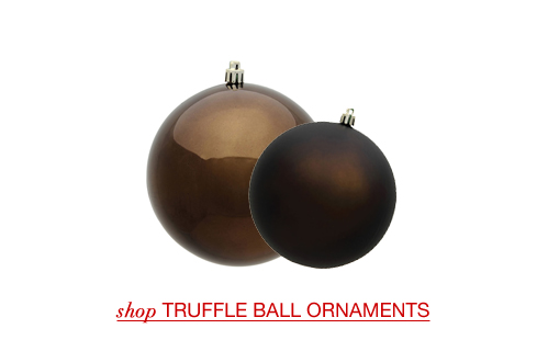 Truffle Ball Ornaments