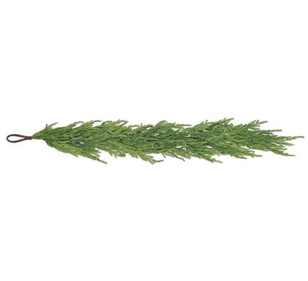 Moss Pine Garland 5'