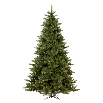 7.5' Camdon Fir Full Warm White LED