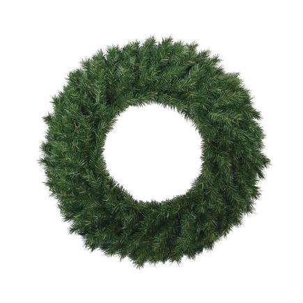 "Carolina Spruce Wreath 36"""