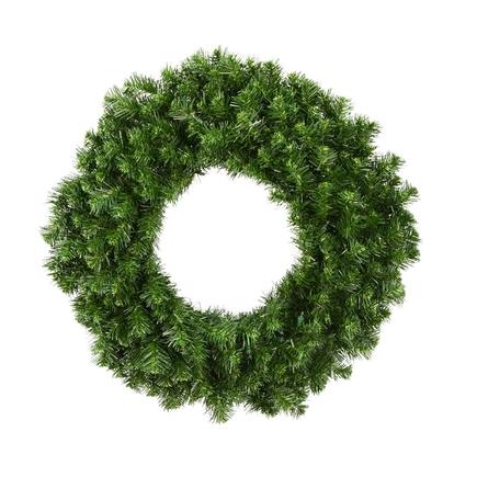 """Douglas Fir Wreath Unlit 24"""""""