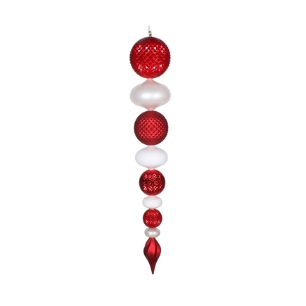 "Fiona Finial 45"" Peppermint"