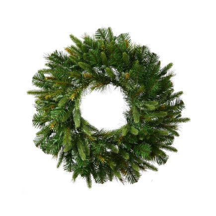 Green River Pine Wreath 36""