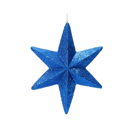 "Celeste Outdoor Star 20"" Blue"
