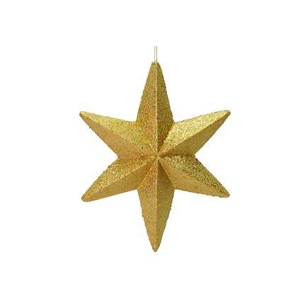"Celeste Outdoor Star 20"" Gold"