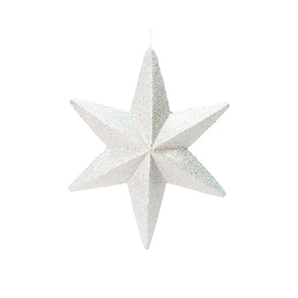 """Celeste Outdoor Star 20"""" White"""