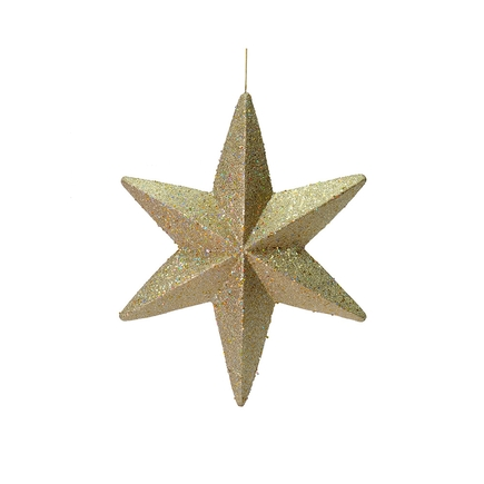 "Celeste Outdoor Star 20"" Champagne"