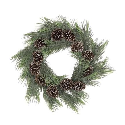 """Long Needle Pine Wreath 24"""""""