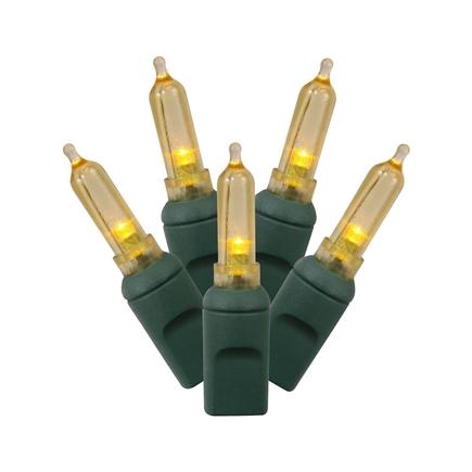 LED Mini Light 150 Lights Set Yellow