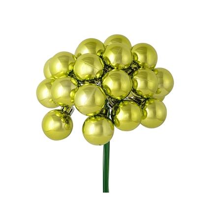 Joy Shiny Ball Pick Set of 2 Lime