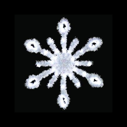 Snowflake Pole Mount 3.5'