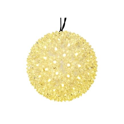 """Starlight Sphere LED Warm White 7.5"""""""