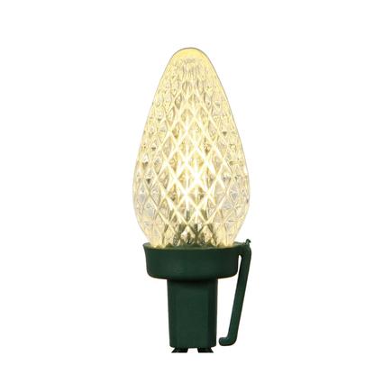 LED C7 75 Light Set Warm White