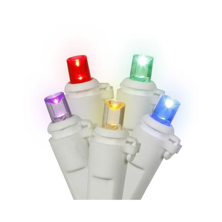 LED Wide Angle 150 Lights Set Multi Colored