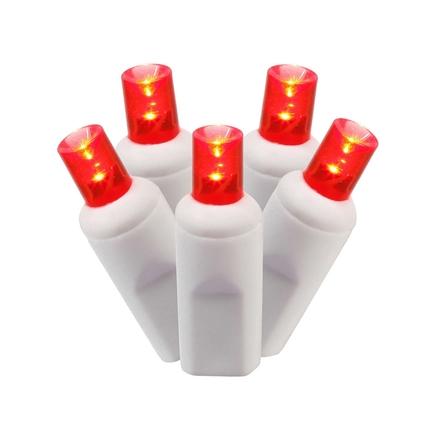 LED Wide Angle 150 Lights Set Red