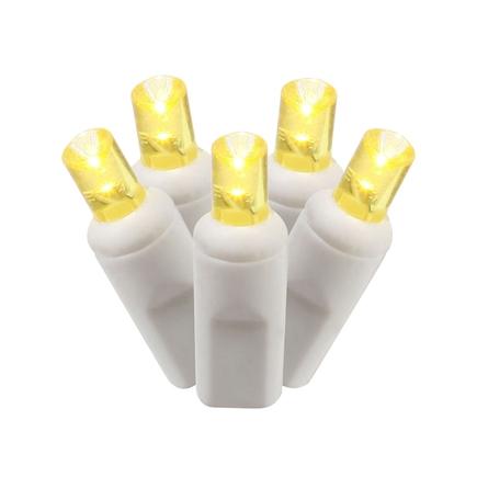 LED Wide Angle 300 Lights Set Yellow