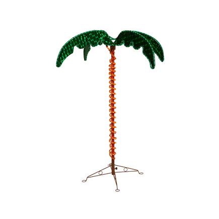 LED Rope Light Palm Tree 2.5'
