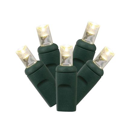LED Wide Angle 150 Lights Set Warm White