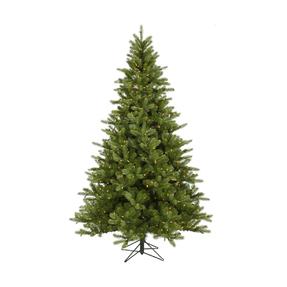 9' Bavarian Spruce Full Warm White LED