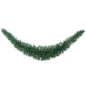 White Pine Swag Garland 9' x 24""