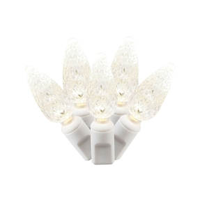 LED C6 150 Light Set Warm White