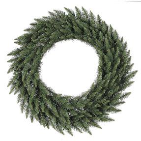 8' Camdon Fir Wreath Unlit