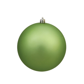 "Celadon Ball Ornaments 3"" Matte Set of 12"
