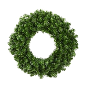 Douglas Fir Wreath Unlit 24""