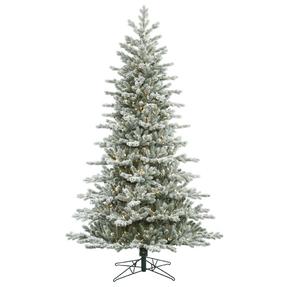 4.5' Frosted Idaho Pine Medium Warm White LED