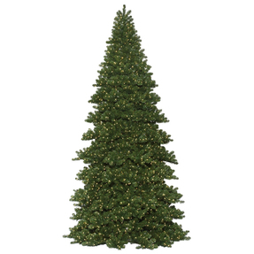 12' Giant Noble Fir Warm White LED